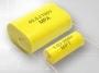 Аксиални кондензатори